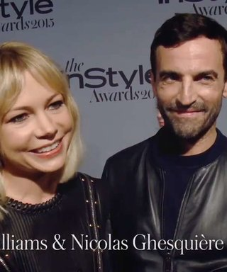 See Your Favorite Celebs On The Red Carpet At The InStyle Awards
