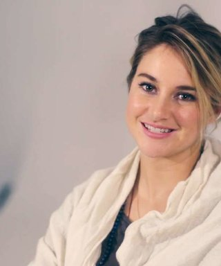 Behind The Scenes At Shailene Woodley's Cover Shoot