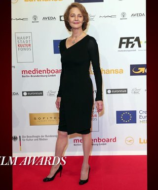 Charlotte Rampling's Top 5 Red Carpet Looks