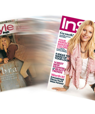 InStyle Celebrates 200 Issues!