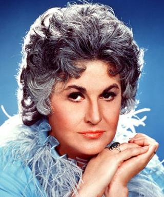 Bea Arthur's Changing Looks