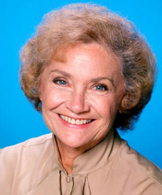 Estelle Getty's Changing Looks