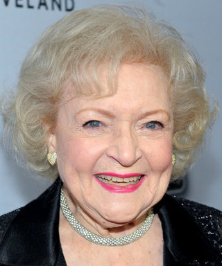 Betty White's Changing Looks