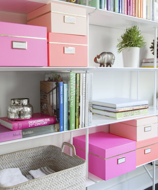 Colorful Storage Hacks For Every Corner Of Your Home