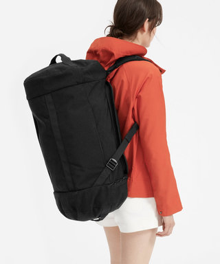 Everlane's New $78 Travel Bag Is Both a Backpack and a Duffel