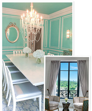 Step Inside the Tiffany Suite at the St. Regis Hotel!