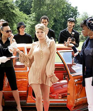 On the Set with Fergie