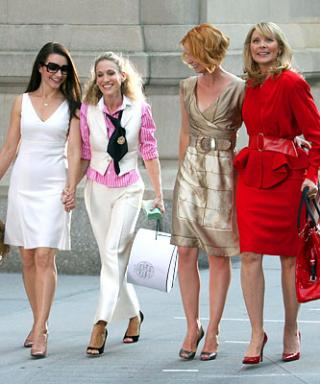 Sex and the City:the Movie, the Clothes!