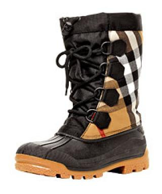 Chic All-Weather Boots