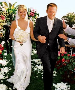 Celebrity Wedding: Nancy O'Dell & Keith Zubchevich