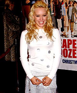Hilary Duff Fashion Flashback