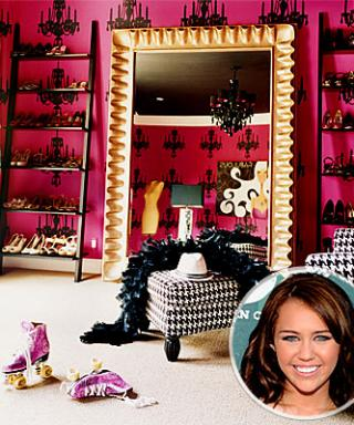 My Favorite Room: Miley Cyrus and More!