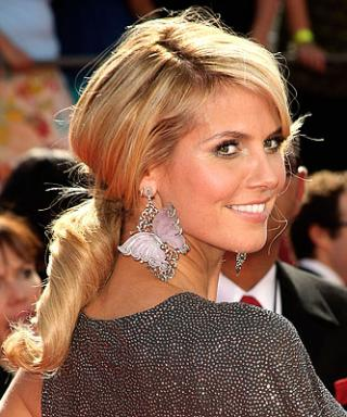 Our Favorite Stars Wearing Ponytails