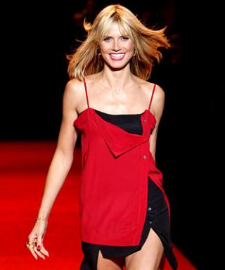 The Heart Truth's Red Dress Collection Fashion Show