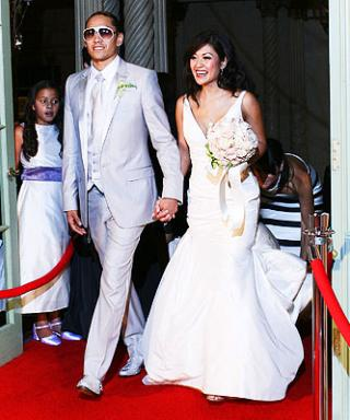 Celebrity Wedding: Taboo & Jaymie Dizon