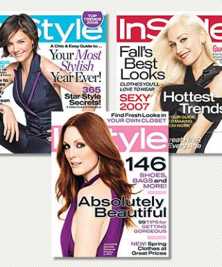 The Colors of InStyle