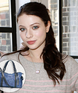 Michelle Trachtenberg Designs a Botkier Bag for Charity