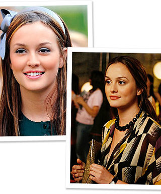 Blair Waldorf Says Goodbye to Headbands
