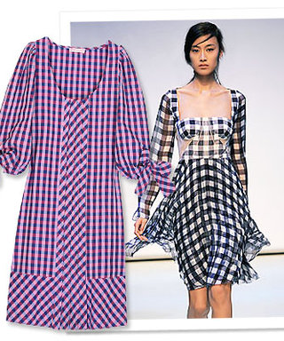 Spring Runway Trend to Try Now: Gingham