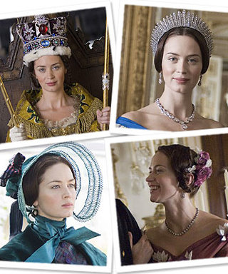 Young Victoria Costumes Fit for a Queen