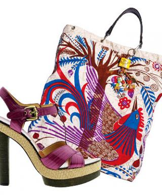 16 Great Bag-and-Shoe Combos