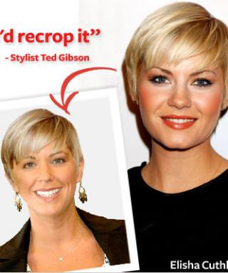 Star Hairstylists Make Over Kate Gosselin