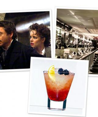 Movie-Inspired Cocktails