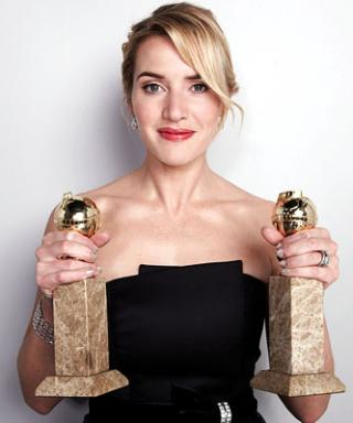 Golden Globe Winners' Portraits