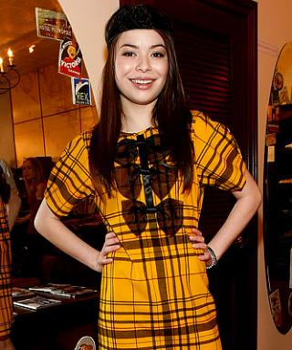 Miranda Cosgrove's Kids Choice Shopping Spree