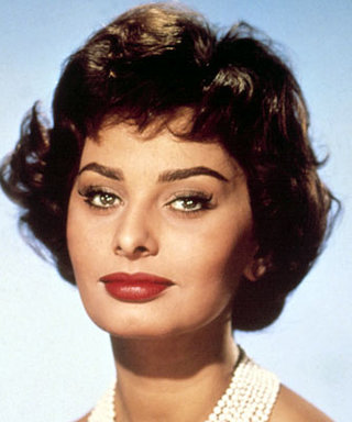 Sophia Loren's Changing Looks