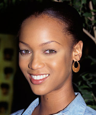 Tyra Banks's Changing Looks