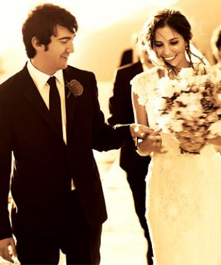 Celebrity Wedding: Josh Schwartz & Jill Stonerock