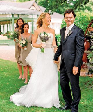 Celebrity Wedding: Jeri Ryan & Christophe Emé