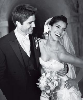 Celebrity Wedding: Roselyn Sánchez & Eric Winter