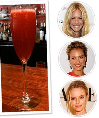 Mix Up a Celebrity Cocktail