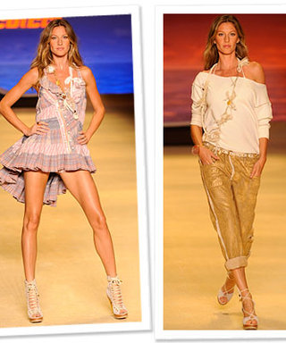 Gisele Joins the Hot Model Mom-to-Be Club