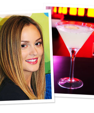 Leighton Meester's Sin City Cocktail