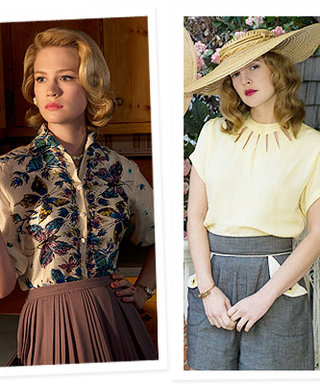 Our Emmy Costume Picks: Mad Men & Grey Gardens