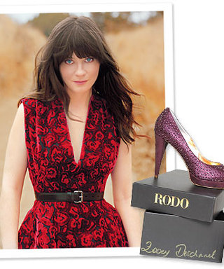 Zooey Deschanel's Latest Role: Celebrity Shoe Designer