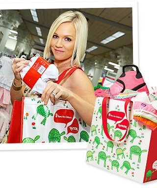 Buy Jennie Garth's T.J. Maxx Tote and Help a Child in Need