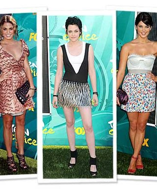 Teen Choice Awards Best-Dressed Cast: Twilight