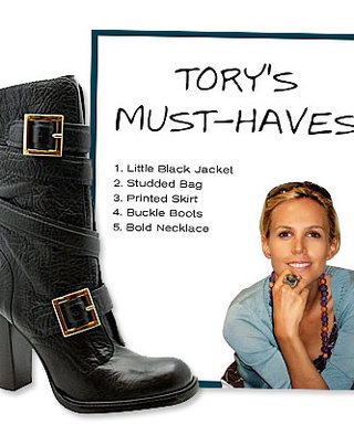 Tory Burch's Top 5 Fall Must-Haves