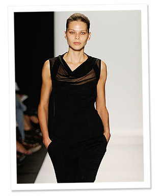 Runway Look of the Day: Narciso Rodriguez