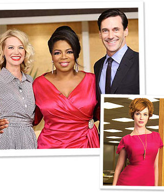 "Oprah Gets a ""Mad Men"" Makeover"