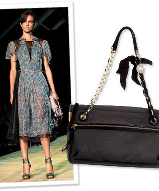 Spring Runway Trend to Buy Now: The Chain-Strap Bag