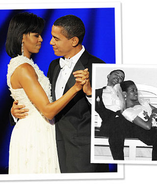Happy Anniversary Mr. and Mrs. Obama!