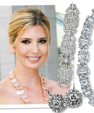 First Look: Ivanka Trump's Wedding Jewelry