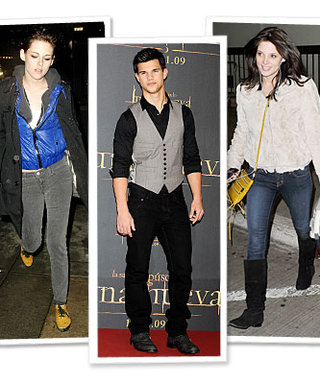 Twilight Stars Love J Brand Jeans