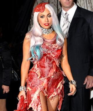 28 Times Lady Gaga Went FULL Gaga