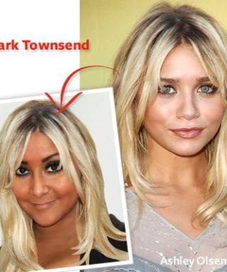 Star Hairstylists Makeover Snooki